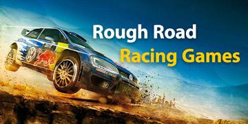 Rough Road Racing Games