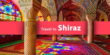 Travel to Shiraz