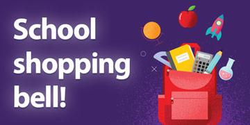 School Shopping Bell