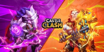 Castle Clash آگهی آذر ۹۹